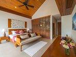 Baan Puri - Ocean view suite layout