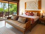 Baan Puri - Ocean view suite stunning details