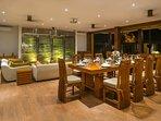 Baan Puri - Spacious living and dining