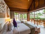 Baan Puri - Orchid garden suite
