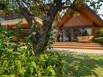 Baan Puri - Frangipani garden suite exterior
