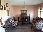 Traditional Palestinian Sitting Room Common Area