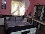 Queen Bedroom $50 per night. Sleeps 2.