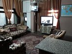 TV Room & Common Sitting Area