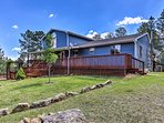Escape to this 4-bed, 4-bath Keystone vacation rental house!