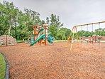 The children will love this playground.