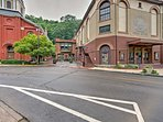 Located in the heart of Jim Thorpe, you'll be within walking distance of everything!