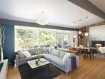 Explore Olympia from this tastefully upgraded vacation rental home.