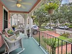 Sip your morning coffee on the front porch!