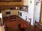 Large dinning kitchen