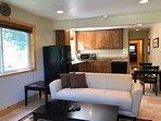2nd floor kitchen/ living room