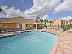 You'll love all of the Sweetwater Club amenities.