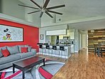 Elevate your Disney holiday at this spacious vacation rental!