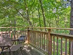 Peek-a-book views of Big Boulder Mountain enhance this lovely property!