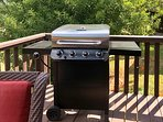 Enjoy your very own at-home barbecue during your vacation!