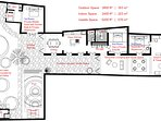 House layout and room descriptions