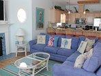 3lvl, living room