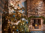Christmas and New Year at Canny Brow Barn