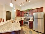 Fully equipped kitchen for your cooking creativity