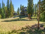 This home is quiet and secluded, yet still only 10 minutes from town.