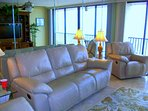 Five--yes FIVE--recliners