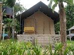 Small Jungle Safari tents for couples.