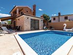 2 bedroom Villa in Valtura, Istria, Croatia : ref 5574274