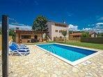2 bedroom Villa in Marusici, Istria, Croatia : ref 5625108