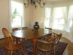 Formal dining room at Shorewood House