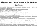 Heavenly Hideaway - Please Read Tahoe House Rules Before Booking