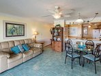 Come sit and enjoy this oceanfront condo at South Shores 11 in Surfside Beach