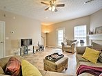 Let this Riverdale 2-bed, 2.5-bath serve as your Georgia home-away-from-home!