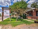 Enjoy Panguitch from the comfort of this vacation rental studio.