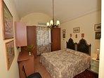 La camera da letto del Principe Gabriele