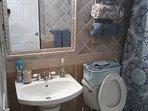 foto del bagno del condominio 1334