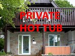 Woodhouse Lodge with Private Hot Tub