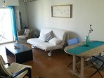 Nautical style Beach apartment 100m from the seafront