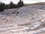 Teatro greco . le rappresentazioni teatrali a partire dal 9 maggio