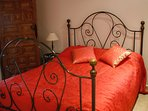 Double room in main villa with own (newly fitted qualify en-suite)