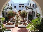 Villacana has lots of facilities next door