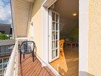 Emona Apartment 4 - balcony