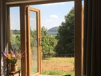 Perry Pear Cottage, Forest of Dean. Views from every window, woodburner