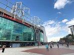 Manchester United Football Ground