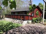 The peaceful setting of Mill Lodges allows our guests to relax, recharge and enjoy their holiday