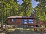 Spread out and relax at this 2-bedroom, 1-bath cabin.