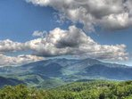 Smoky Mountains View at Second Glance
