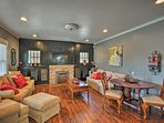 You will love this home's charming, tastefully appointed interior!