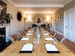 The venue is perfect for meetings too!