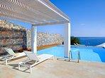 3 bedroom Villa in Pissidos, Crete, Greece : ref 5647131