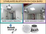 PARLANTES BLUETOOTH PARA MUSICA EN CADA BAÑO